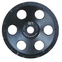PCD Floor Preparation Cup Disc.